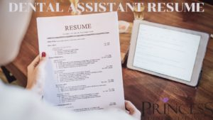 Dental assistant resume 300x169