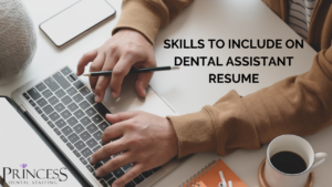 Dental assistant resume skills 300x169
