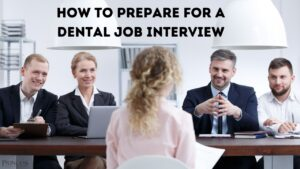 Dental job interview preparation 300x169